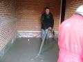 Renovatie vloeren (schuimbeton).